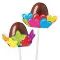 WILTON HEART AND STAR POPS  WRAPS (decoro cuori e stelle per lecca lecca e cake pops)