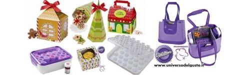 Scatole e confezioni / Custodie e borse