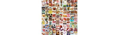 FINGER FOOD - GELATI - CAKE POP