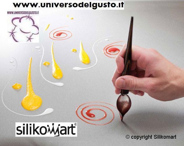Spoon decor cucchiai decorativi di silikomart for Decorazioni piatti